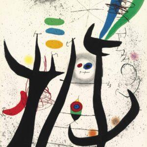 joan miro art for sale